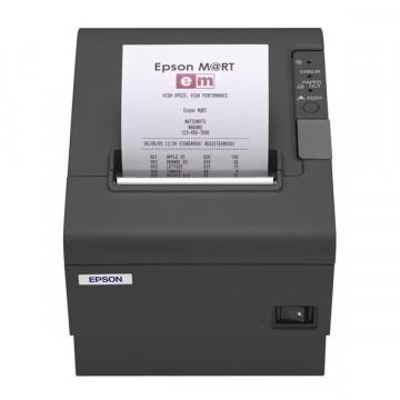 Imprimanta POS Epson TM-T88IV, 150 mm / secunda, RS 232, RJ-11 Echipamente POS