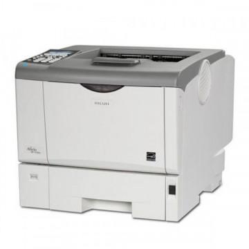 Imprimanta RICOH Aficio SP 4310DN, 37 PPM, Duplex, Retea, USB, 1200 x 600, Laser, Monocrom, A4 Imprimante Second Hand