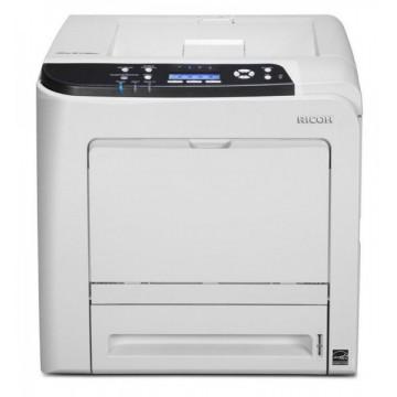 Imprimanta RICOH Aficio SP C320DN, 25 PPM, Duplex, Retea, USB, 1200 x 1200, Laser, Color, A4 Imprimante Second Hand