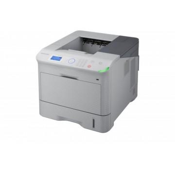 Imprimanta SAMSUNG ML-6510DN, 62 PPM, Duplex, Retea, USB, 1200 x 1200, Laser, Monocrom, A4 Imprimante Second Hand