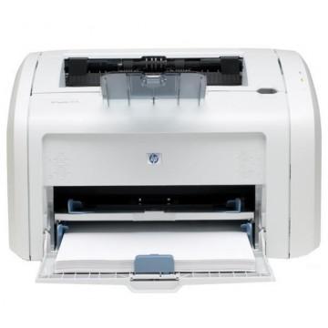 Imprimante  HP LaserJet 1018, 12 ppm, 600 x 600 Imprimante Second Hand