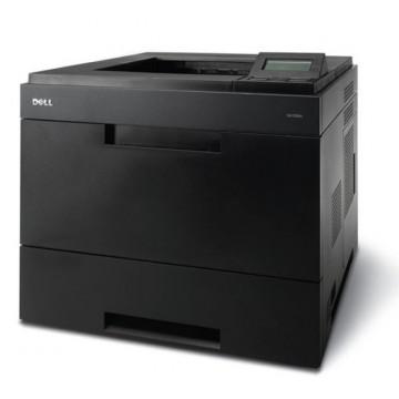 Imprimante laser Dell 5330DN, monorcom, 600 x 600 dpi, 50 ppm, Duplex, Retea Imprimante Second Hand