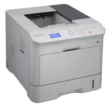 Imprimante Laser Monocrom Samsung ML-5510ND, Duplex, Retea, 52 ppm, 1200 x 1200, Host USB Imprimante Noi