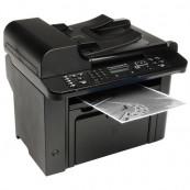 Imprimante Multifunctionale Laser HP 1536dnf, Scaner, Copiator, FAX, Retea, Modem, Duplex, USB, ADF, cu cartus compatibil nou Imprimante Second Hand