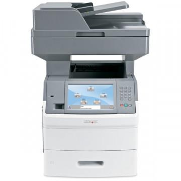 Imprimante Multifunctionale Laser Lexmark X656de, 55 ppm, Monocrom, Scaner, Copiator, Fax, USB, Retea Imprimante Second Hand