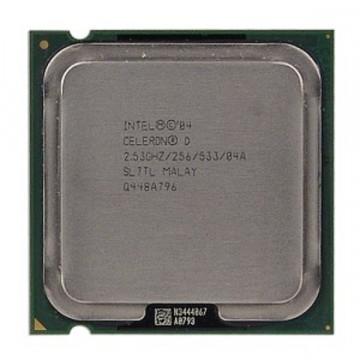 Intel Celeron D 325, 2530 Mhz