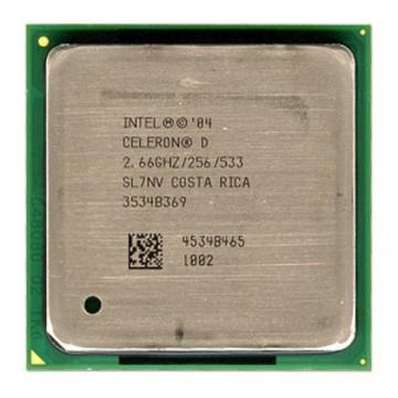 Intel Celeron D 330j, 2660 Mhz