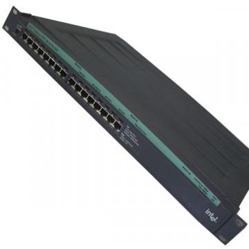Intel Express 330T Stackable Hub, 16 porturi Retelistica