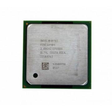Intel Pentium 4, 3000 Mhz, Socket 478