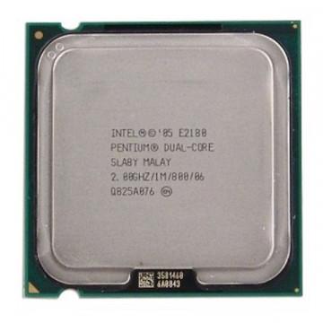 Intel Pentium Dual Core E2180, 2000 mhz
