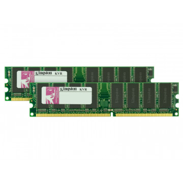 Kit memorie RAM DDR1 2 x 1Gb 333 Mhz, Diverse modele