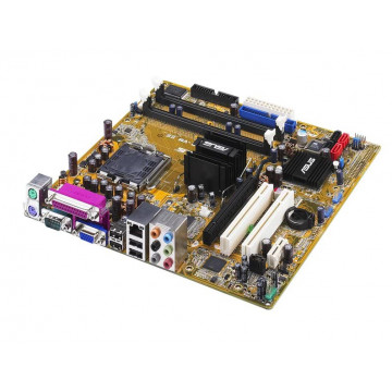 Kit Placa de baza Asus P5LD2-VM/S, LGA 775, PCI-e x16, Intel GMA 950 + Intel Core 2 Duo E6300, 1.86Ghz