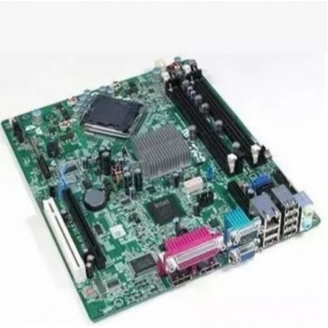 Kit Placa de baza Dell P/N: 03NVJ6 + CPU Intel E1400 2.00Ghz Socket LGA775 pentru Dell Optiplex 780 SFF, non-ATX standard Componente Calculator