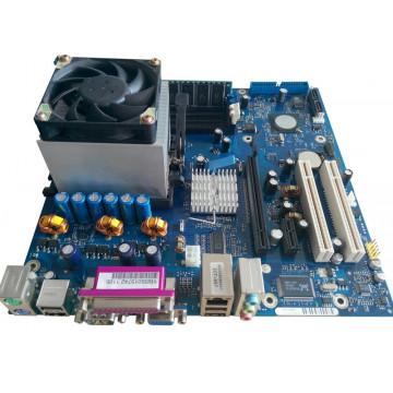 Kit Placa de baza Fujitsu Siemens D2030-A12-GS2, Socket 939, VGA, Paralel, Serial, PCI-Express, DDR + AMD Sempron 3000+
