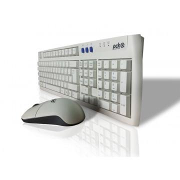 Kit PS2 Tastatura PCK Scorpius KII, Mouse PCK Lynx KI