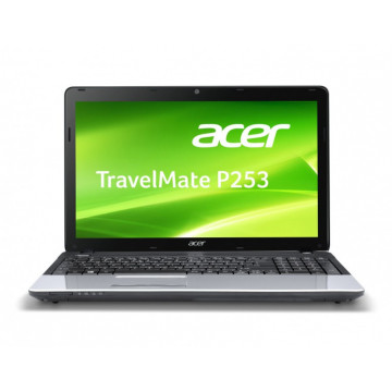 Laptop ACER Travelmate P253, Intel Core i5-3230M 2.60GHz, 8Gb DDR3, 320GB SATA, DVD-RW, Display 15.6 inch HD CineCrystal Laptopuri Second Hand
