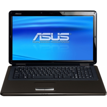 Laptop Asus X70IJ-TY119V, Celeron Core Duo T3100, 1.9Ghz, 3Gb DDR2, 320Gb SATA, DVD-RW, 17.3 Inch Laptopuri Second Hand