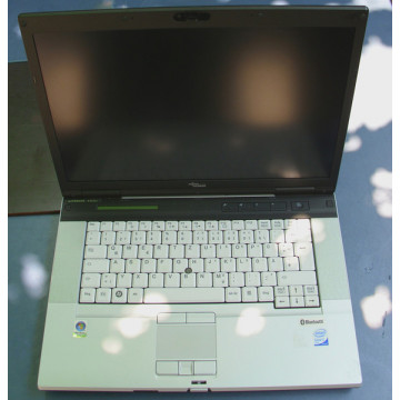 Laptop Core 2 Duo , Fujitsu E8410, 2gb,120gb,dvd-rw, webcam 1.3 mpx Laptopuri Second Hand