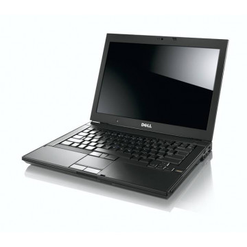 Laptop Dell E6400, Intel Core 2 Duo P8600 2.40GHz, 4GB DDR2, 80GB HDD, DVD-RW, 14 Inch, Fara Webcam Laptopuri Second Hand