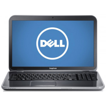 Laptop Dell Inspiron 5720, Intel Core i5-3210M 2.50GHz, 4GB DDR3, 500GB SATA, DVD-RW, 17 Inch, Tastatura Numerica