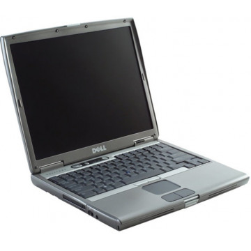 Laptop DELL Latitude D505, Intel Pentium M 1.60GHz, 512MB DDR2, 40GB SATA, DVD-ROM, Grad B