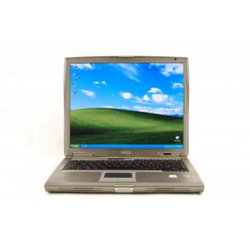Laptop Dell Latitude D510, Pentium M 1.6ghz, 256Mb, 40Gb, 14 inci Laptopuri Second Hand