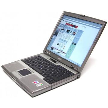 Laptop Dell Latitude D610, Pentium M 1.73ghz, 512Mb RAM, 40Gb HDD , dvd, WiFi Laptopuri Second Hand