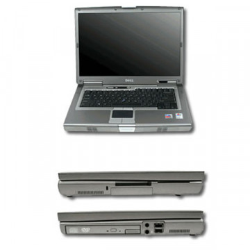 Laptop DELL Latitude D810, Pentium M, 2000mhz, 1gb, 60gb, Combo Laptopuri Second Hand