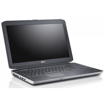 Laptop DELL Latitude E5530, Intel Core i3-3110M 2.40GHz, 4GB DDR3, 320GB SATA, DVD-RW, Webcam, 15.6 Inch, Grad A-, Second Hand Laptopuri Ieftine