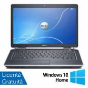 Laptop DELL Latitude E6430, Intel i5-3320M 2.60GHz, 4GB DDR3, 250GB SATA, DVD-RW, 14 Inch + Windows 10 Home Laptopuri Refurbished