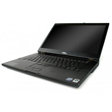 Laptop Dell Latitude E6500, Intel Core2 Duo P8600, 2.40GHz, 4GB DDR3, 160GB SATA, DVD-RW Laptopuri Second Hand