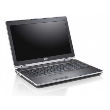 Laptop DELL Latitude E6520, Intel Core i3-2310M 2.10GHz, 4GB DDR3, 250GB SATA, DVD-ROM, Grad B Laptop cu Pret Redus