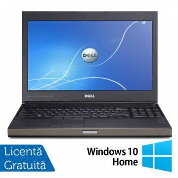Laptop DELL Precision M4700, Intel Core i7-3540M 3.0GHz, 16GB DDR3, 320GB SATA,DVD-RW, nVidia Quadro K2000M + Windows 10 Home Laptopuri Refurbished