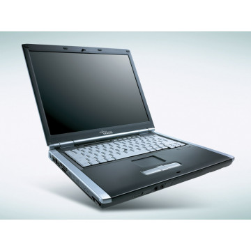 Laptop Fujitsu E8010, Intel Centrino, 1.6Ghz, 1Gb DDR, 80Gb, DVD-ROM Laptopuri Second Hand