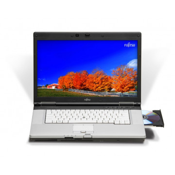 Laptop FUJITSU Lifebook E780, Intel Core i3-370M, 2.4 GHz, 4GB DDR 3, 160GB SATA, DVD-RW Laptopuri Second Hand