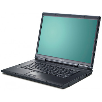 Laptop Fujitsu Siemens D9500, Celeron 540, 1.86Ghz, 4Gb DDR2, 250Gb HDD, DVD-RW, 15 inch Laptopuri Second Hand