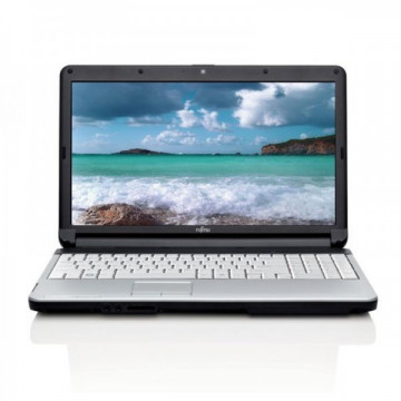 Laptop Fujitsu Siemens LifeBook A530 i3-370M 2.40GHz, 4GB DDR3, 320GB SATA, DVD-RW, 15.6 Inch, LED Backlight, Second Hand Laptopuri Second Hand