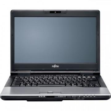 Laptop FUJITSU SIEMENS Lifebook S752, Intel Core i3-3120M 2.50GHz, 4GB DDR3, 320GB SATA, DVD-RW, Second Hand Laptopuri Second Hand