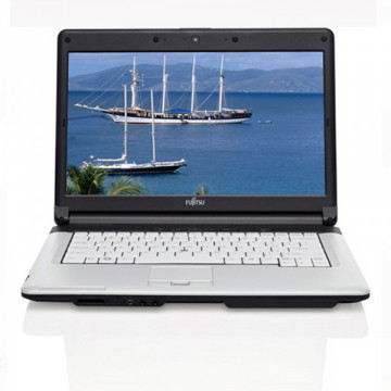 Laptop FUJITSU SIEMENS S710, Intel Core i5-560M, 2.66 Ghz, 4GB DDR3, 320GB SATA, Combo Laptopuri Second Hand