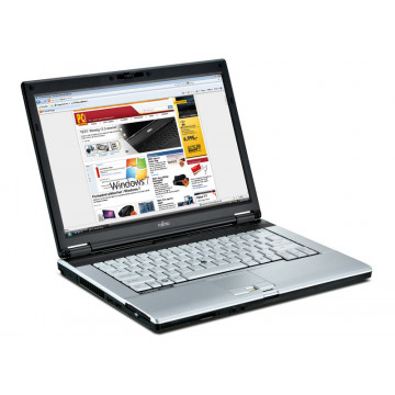 Laptop Fujitsu Siemens S7220, Core 2 Duo P8600, 2.4Ghz, 2Gb DDR3, 160Gb Sata, DVD-RW Laptopuri Second Hand