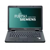 Laptop Fujitsu V5505, Intel Core 2 Duo T5450 1.66GHz, 4GB DDR2, 250GB, DVD-RW, 15.4 Inch, Second Hand Laptopuri Second Hand