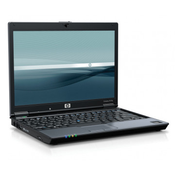 Laptop HP Compaq 2510p, Core 2 Duo U7600, 1.2Ghz, 2Gb DDR2, 80Gb HDD, DVD-ROM, 12 inci, zgarietura inestetica pe carcasa Laptopuri Second Hand