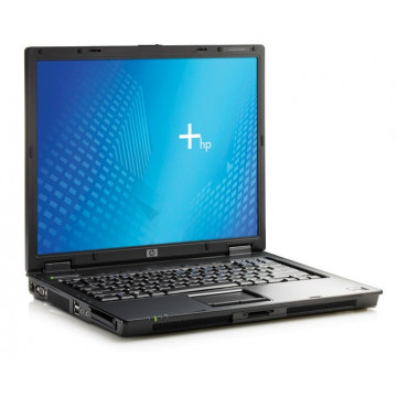 Laptop HP Compaq Nx6325, AMD Sempron 300+, 1.8Ghz, 1Gb, 15 inci, 40gb Laptopuri Second Hand