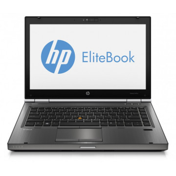 Laptop HP EliteBook 8470p, Intel Core i7-3520M 2.90GHz, 8GB DDR3, 240GB SSD, DVD-RW, 14 Inch, Webcam, Second Hand Laptopuri Second Hand