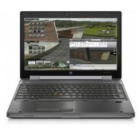 Laptop HP EliteBook 8570w, Intel Core i7-3610QM 2.30GHz, 8GB DDR3, 240GB SSD, DVD-RW, 15.6 Inch, Webcam