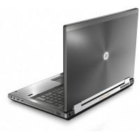 Laptop HP EliteBook 8570w, Intel Core i7-3720QM 2.60GHz, 8GB DDR3, 240GB SSD, Nvidia Quadro K1000M, DVD-RW, 15.6 Inch Full HD, Webcam