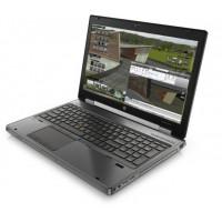 Laptop HP EliteBook 8770w Mobile Workstation, Intel Core i7-3720QM 2.60GHz, 8GB DDR3, 240GB SSD, nVidia Quadro K1000M, DVD-RW, 15.6 Inch Full HD, Webcam, Tastatura Numerica