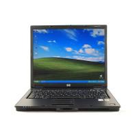 Laptop HP NC6320, Intel Core 2 Duo T5500 1.66GHz, 2GB DDR2, 160GB SATA, DVD-RW, 15 Inch, Fara Webcam, Baterie consumata