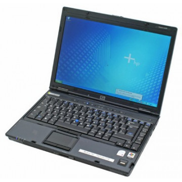 Laptop HP NC6400, Core 2 Duo T7200 2,0Ghz, 2Gb DDR2, 80GB, DVD-RW Laptopuri Second Hand