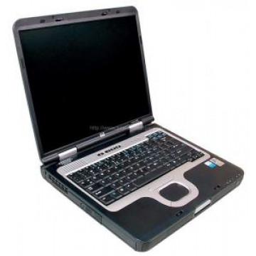 Laptop HP NC8000, Intel Pentium m 1.7 GHz, 1GB RAM, 60GB HDD, 15 inci, Combo Laptopuri Second Hand